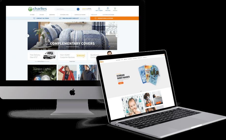 Magento store, built around your customers
