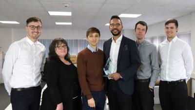 isev, an Award Winning Agency