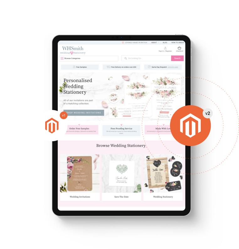 Magento 2 Agency - Design, Develop, Support & Hosting - isev